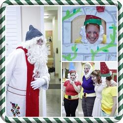 Dedek Mraz in prednovoletne predstave za otroke v vašem podjetju